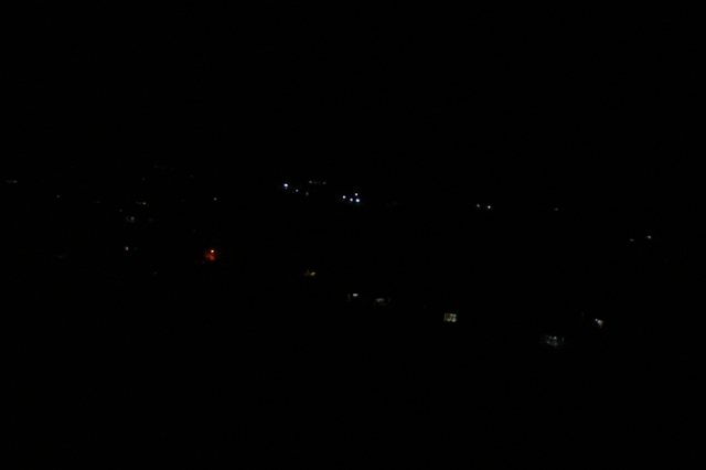 La noche sobre Moncada