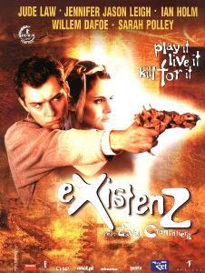Póster de la película eXistenZ (1999)