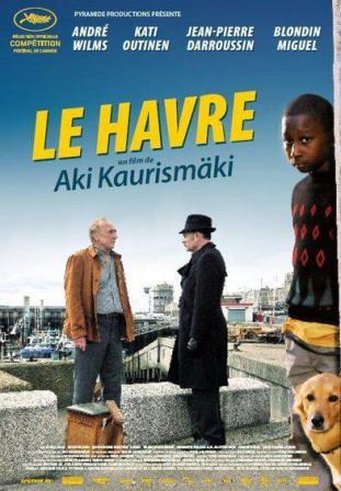 Póster de la cinta Le Havre
