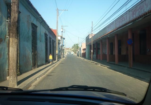 Calles reparadas. Foto: Javier Montenegro