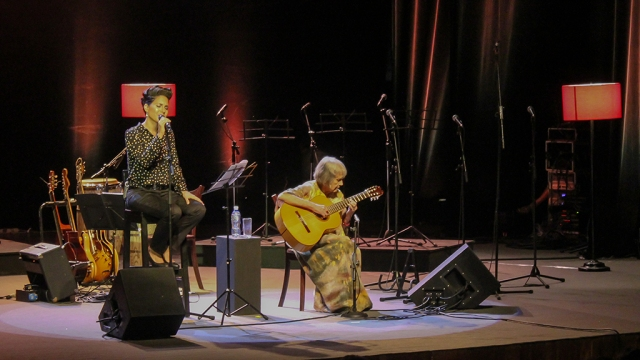 concierto de haydée Milanés (1)