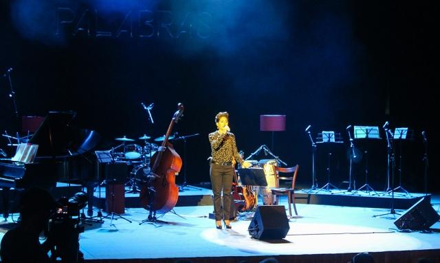 concierto de haydée Milanés (2)