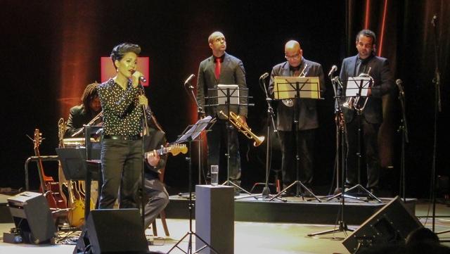 concierto de haydée Milanés (4)