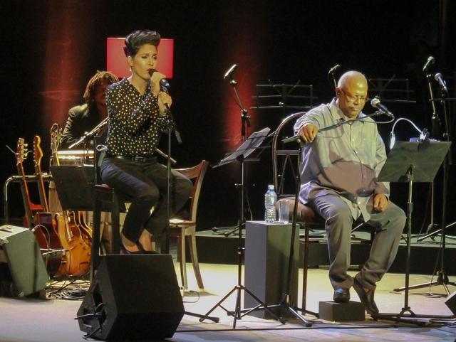 concierto de haydée Milanés (6)