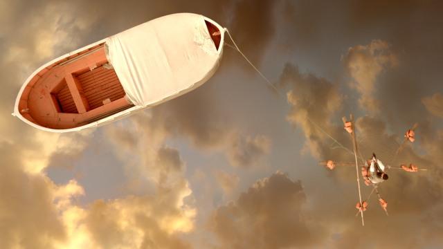 Lo más importante en una boatmovie es la embarcación.