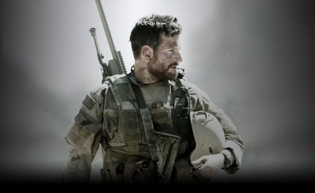 Bradley Cooper como Chris Kyle.